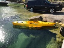 kayak, 2 roof systems, paddle, jacket in Baytown, Texas