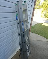 Werner 18' Extension Ladder in Warner Robins, Georgia