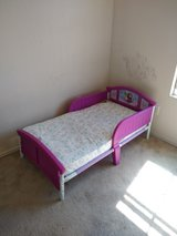 Princess Toddler Bed in Fort Hood, Texas