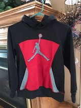 Air Jordan Pullover Sweatshirt, Youth Large in Chicago, Illinois