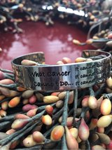 Inspiration Bracelet (Cancer) in Alamogordo, New Mexico