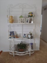 Large Wrought Iron shelving unit in Joliet, Illinois