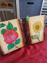 Pyrography Art, handcrafted wall decor! in Alamogordo, New Mexico