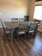 Dining Room Table With 6 Chairs in Travis AFB, California