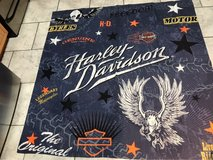 Harley Davidson Shower Curtain in Lackland AFB, Texas