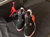 Nike Air Jordan 4 Retro in Lackland AFB, Texas