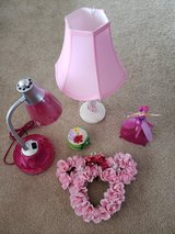 Princess Room Decorations, Lamp, Desk Lamp, Princess Toy, Jewelry Box in Okinawa, Japan