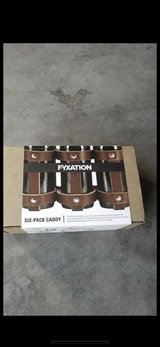 FOR YOUR BICYCLE FYXATION SIX-PACK CADDY MILWAUKEE MADE in Camp Pendleton, California