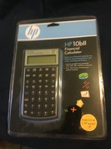 HP10bll financial calculator in Fort Campbell, Kentucky