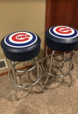 CUBS Barstools in Plainfield, Illinois