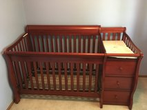 Convertible Crib in St. Charles, Illinois