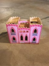 Melissa and Doug princess castle - opens up in Plainfield, Illinois