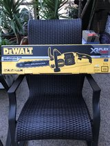 DeWalt Chain Saw 40 cm 54 Volt - without Battery Pack NEW in Original Packaging in Ramstein, Germany