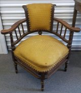 Antique Vintage corner chair in The Woodlands, Texas