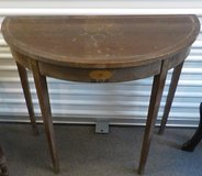 Antique Vintage wall table in The Woodlands, Texas