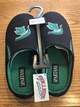 New Michigan State Spartans Slippers - Size Large (11/12) in Aurora, Illinois