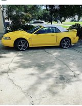 2004 mustang Gt convertible in Eglin AFB, Florida