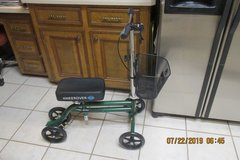 The Steerable Knee Scooter  -- Alternative To Crutches! in Houston, Texas