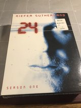 New 24 Season One DVD Collection - Sealed in St. Charles, Illinois