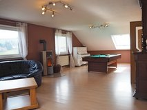150 m2 apartment fitness / pool billard / piano in Spangdahlem, Germany