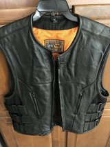 Leather  Gear Jacket in Byron, Georgia