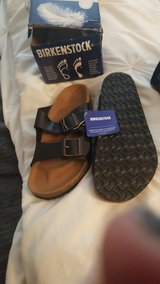 brand new birkenstocks leather in Travis AFB, California