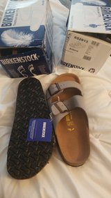 brand new birkenstocks in Travis AFB, California