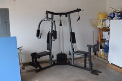 WEIDER PRO4100 exercise equipment in Alamogordo, New Mexico