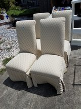 Set of 4 Dining Room Chairs in Travis AFB, California