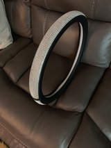 Steering wheel cover - currently adv. on tv in Warner Robins, Georgia