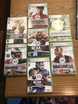 7  XBOX 360 Sports Games in Chicago, Illinois