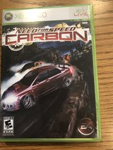 "XBOX 360 ""Need for Speed - Carbon"" Game in Chicago, Illinois"
