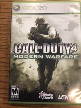 "XBOX 360 ""Call of Duty 4 - Modern Warfare"" Video Game in Chicago, Illinois"