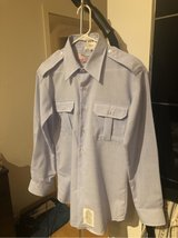Mens Blues Shirt size 16.5x33 (Califashions) in Ramstein, Germany