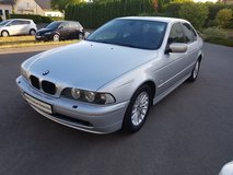 2002 BMW 525 d Turbo Diesel* Lether seats +heated seats* 2 Years new inspection* Full option in Ramstein, Germany