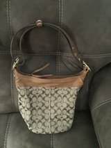 Authentic Coach Purse in Cherry Point, North Carolina