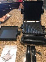 George Foreman Lean Mean Grilling Machine in Houston, Texas