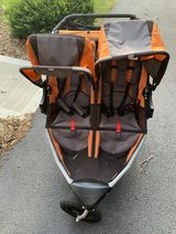 double bob stroller in St. Charles, Illinois