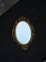 PLASTIC FRAME OVAL MIRROR in Aurora, Illinois