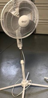 "16"" Oscillating Pedestal Floor Fan in Tinley Park, Illinois"