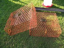 "2 new, never used 24""x 24"" Crab Pots in Camp Lejeune, North Carolina"
