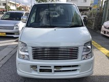 $2900 '06 SUZUKI WAGON R LIMITED YELLOW PLATE COMES WITH NEW JCI AND 1 YR WARRANTY!! in Okinawa, Japan