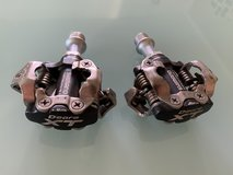Shimano XT bike pedals in Ramstein, Germany