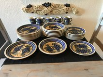 Polish Pottery Dish Set in Ramstein, Germany