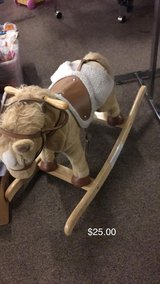 Rocking Horse in Fort Leonard Wood, Missouri