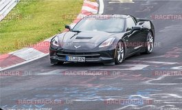 2014 Corvette Stingray Z51 in Spangdahlem, Germany