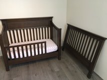 Pottery Barn Crib in Ramstein, Germany