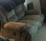 Couch and loveseat in Fairfield in Travis AFB, California