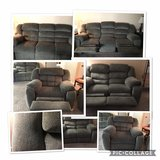 Double Reclining Couch, Loveseat, Chair in Travis AFB, California