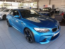 2018 BMW M2* EXECUTIVE Package* DCT* Super LOW Miles*JUST REDUCED in Wiesbaden, GE